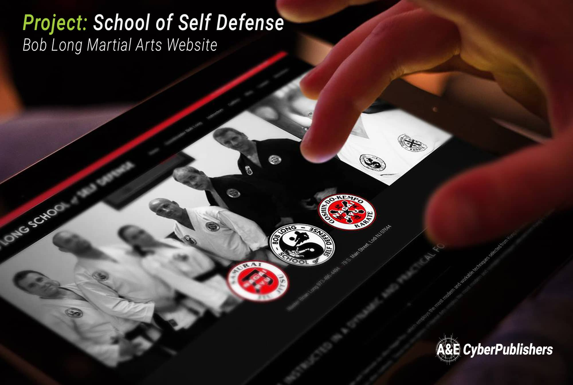 Bob Long School of Self Defense