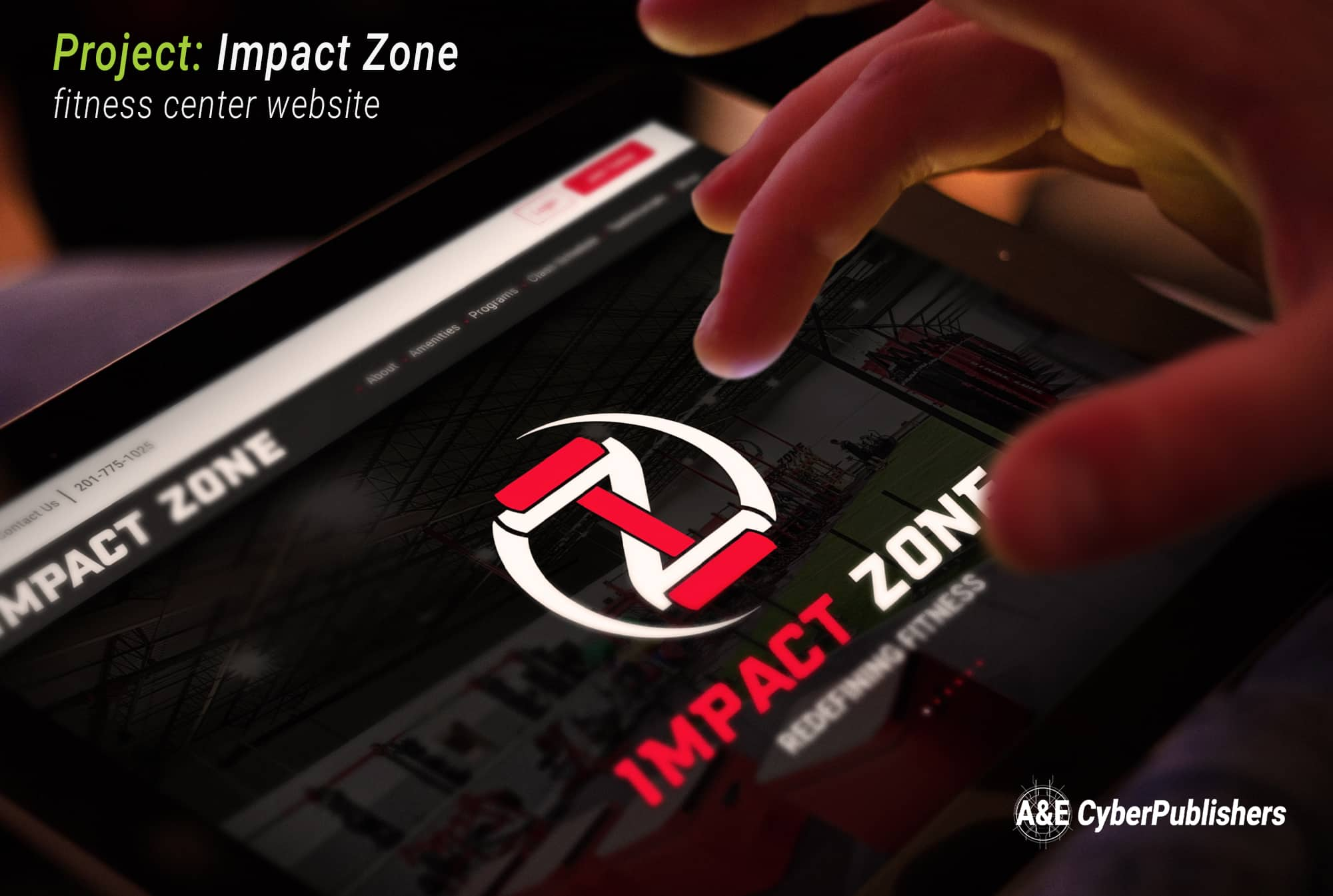 Impact Zone Fitness Center