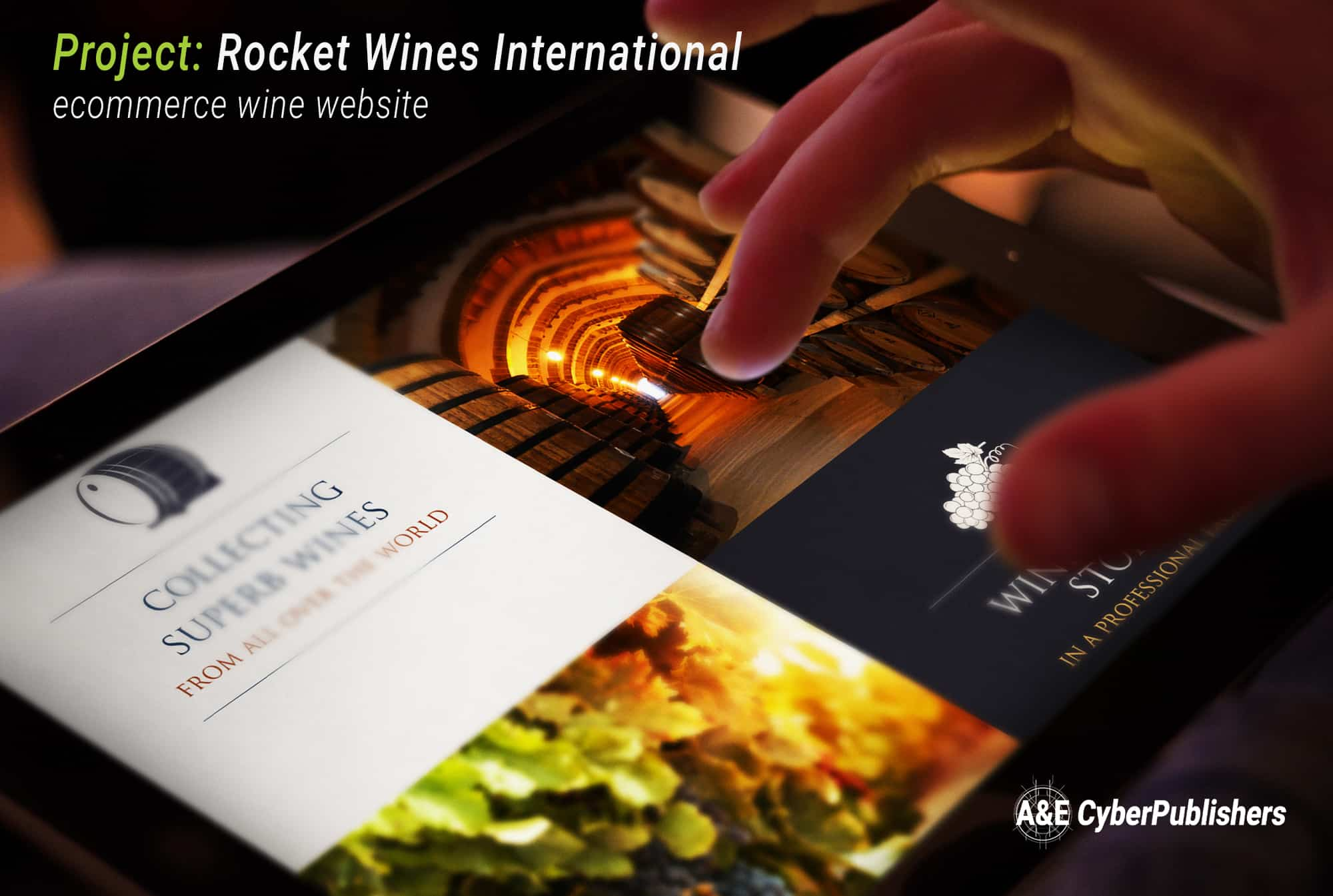 Rocket Wines International